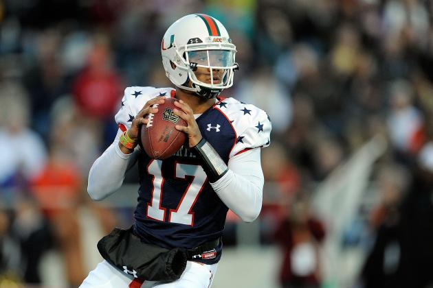 Stephen Morris Senior Bowl: Poor Showing Cripples Already Tenuous Draft Stock