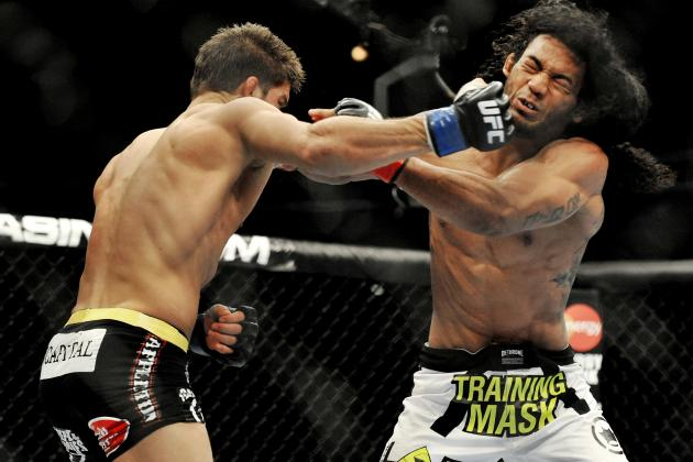 UFC on Fox 10: Long-Term Implications of Henderson vs. Thomson