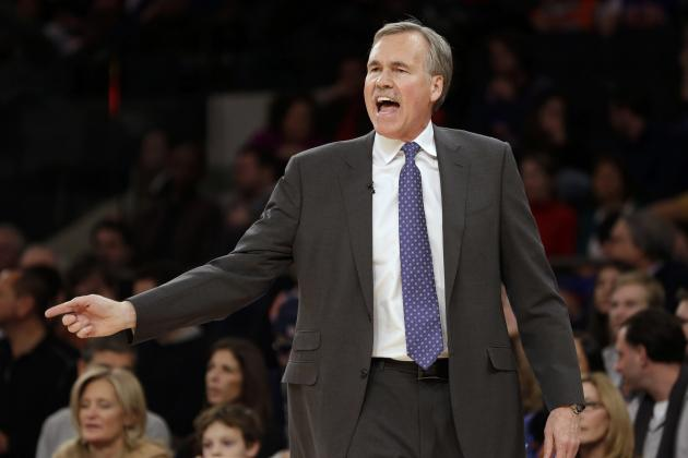 Mike D'Antoni Deserves Credit for Keeping LA Lakers' Mess Afloat