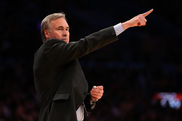 Mike D'Antoni's System Becoming LA Lakers' Biggest Problem