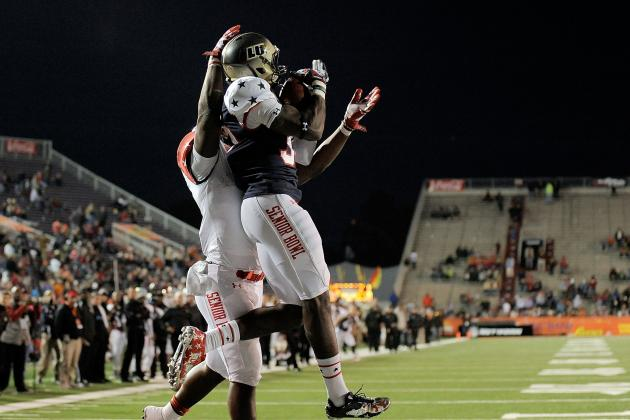 Lindenwood CB Pierre Desir Is Motivated by His Family