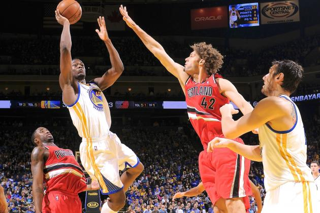 Golden State Warriors vs. Portland Trail Blazers: Live Score and Analysis