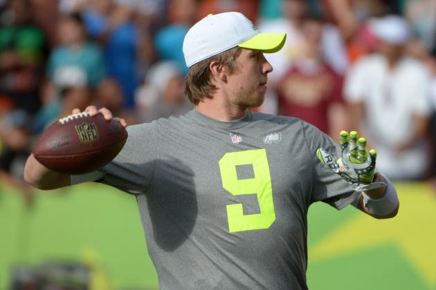 Pro Bowl MVP 2014: Nick Foles, Derrick Johnson Take Home Awards in Hawaii