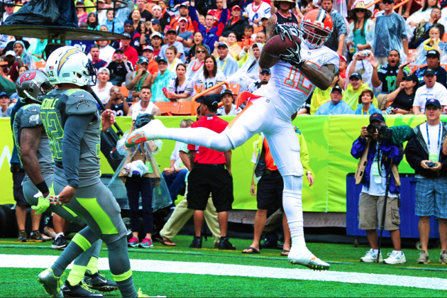 NFL Pro Bowl 2014: Score, Grades and Analysis for Team Rice vs. Team Sanders