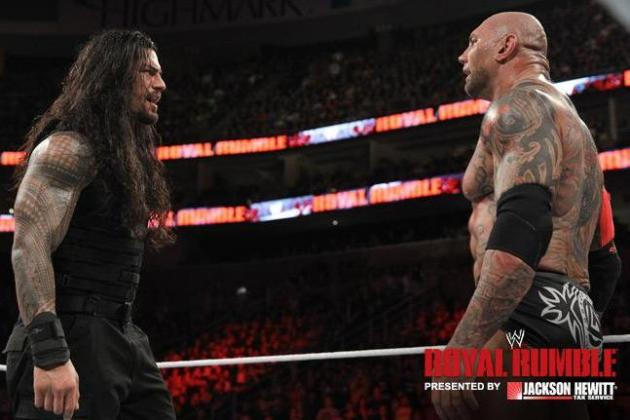 Roman Reigns Breaks WWE Royal Rumble Record with 12 Eliminations