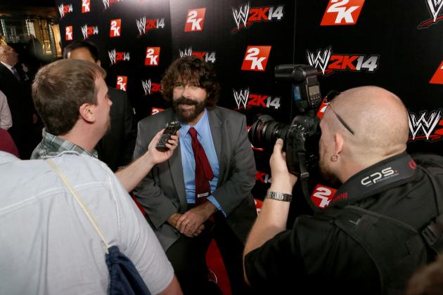Mick Foley Slams WWE over Lack of Daniel Bryan in the Royal Rumble