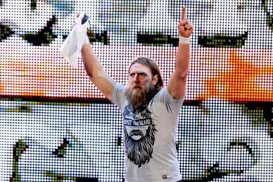 Daniel Bryan Comments on Not Being in the Royal Rumble Match