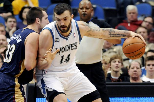 Breaking Down Nikola Pekovic's All-Star Chances