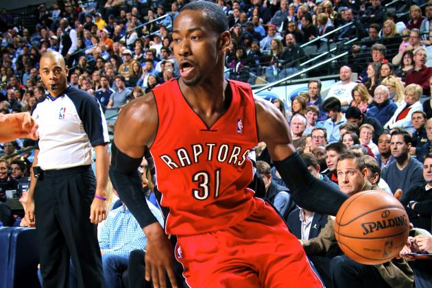 Is Terrence Ross or DeMar DeRozan a Better Building Block for Toronto Raptors?