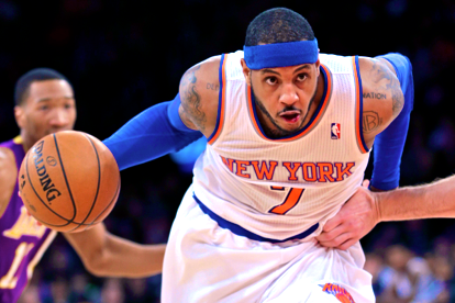 Carmelo Anthony to the LA Lakers? 7 Reasons Why Not