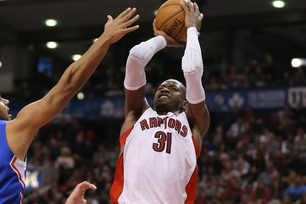 Terrence Ross Ties Vince Carter's Toronto Raptors Record for Points in a Game