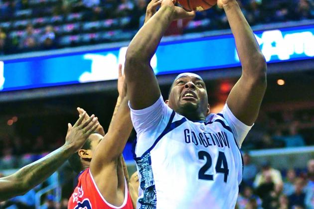 Georgetown Basketball: Will Hoyas Survive Without Josh Smith?