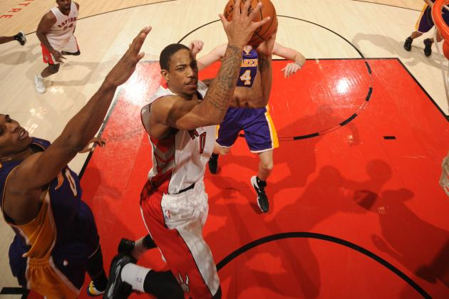 Breaking Down DeMar DeRozan's All-Star Chances