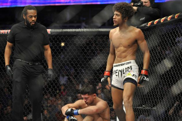 Alex Caceres Steals Show at UFC on Fox 10, Continues to Shine at Bantamweight