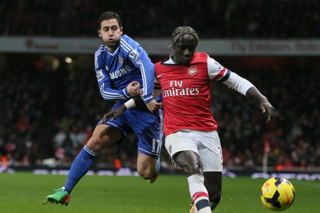 Arsenal Transfer Rumours: Bacary Sagna Set for Huge Manchester City Offer