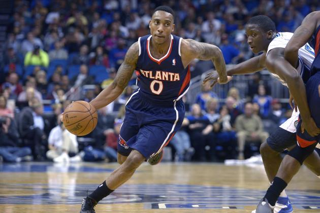 Breaking Down Jeff Teague's All-Star Chances