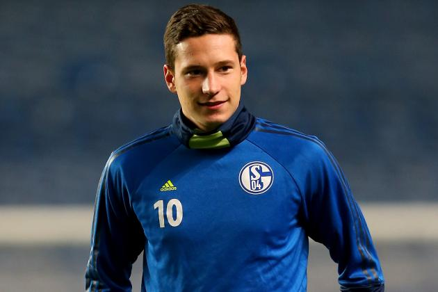 Arsenal Transfer News: Bayern Munich Tipped as Major Rivals for Julian Draxler