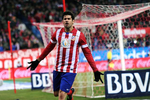 Chelsea Transfer News: Who Is Blues Target Diego Costa?