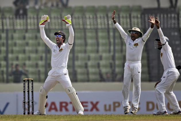 Bangladesh vs. Sri Lanka, 1st Test, Day 1: Video Highlights, Scorecard & Report