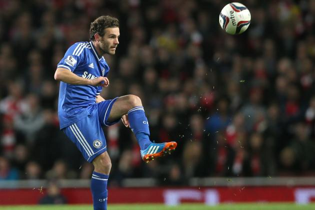 Jose Mourinho Hints at Juan Mata Weakness After Manchester United Transfer