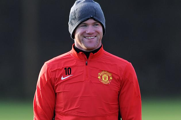 Wayne Rooney's Contract Talks Show He's Still the 'Big Man' at Manchester United