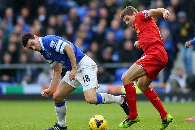 Why Steven Gerrard Will Be the Key Man for Liverpool vs. Everton