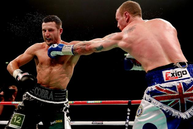 Carl Froch vs. George Groves Reportedly to Take Place at Emirates Stadium