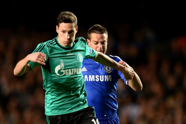 Arsenal Transfer News: Julian Draxler Exit No Longer Forbidden by Schalke