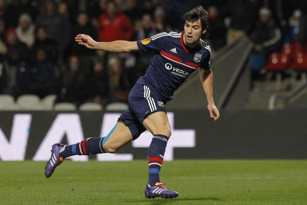 Arsenal Transfer News: Yoann Gourcuff Lined Up as Back-Up to Julian Draxler Deal