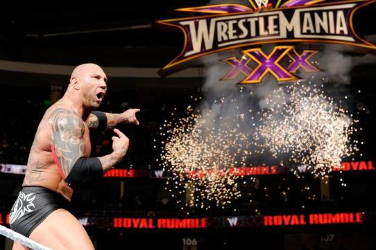 WWE Royal Rumble 2014 Winner: Full Predictions for Batista Through WrestleMania