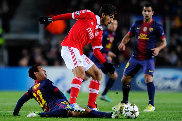Liverpool Transfer Rumours: Andre Gomes Tipped to Depart Benfica