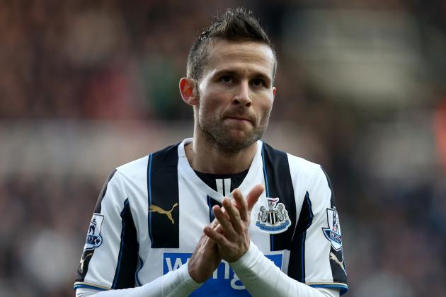 PSG Transfer Rumours: Advisors in Newcastle Aiming to Complete Yohan Cabaye Deal