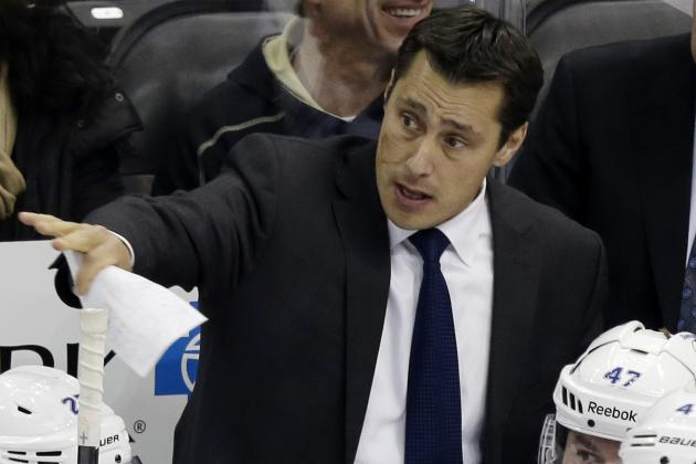 Report: Ex-Lightning Coach Boucher Takes Swiss League HC Gig