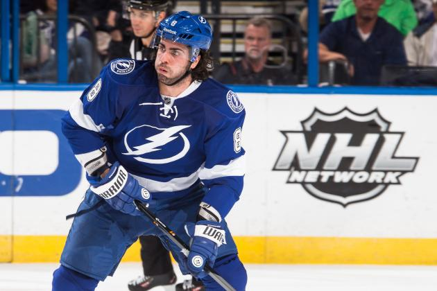 Lightning Defenseman Finds His Groove