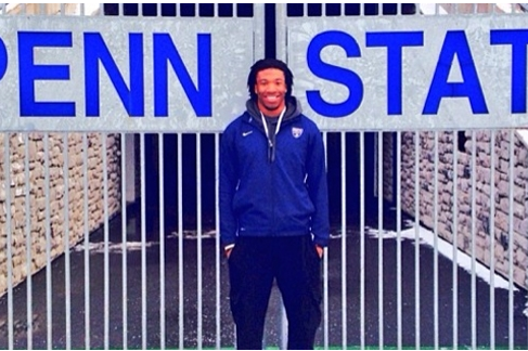 4-Star WR Saeed Blacknall Flips from Rutgers to Penn State