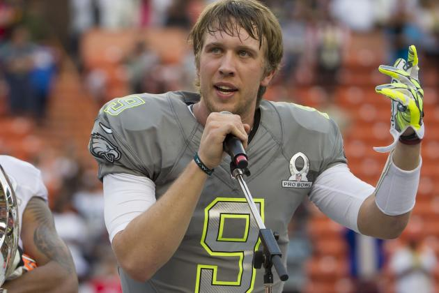 Foles Is Offensive MVP in Pro Bowl