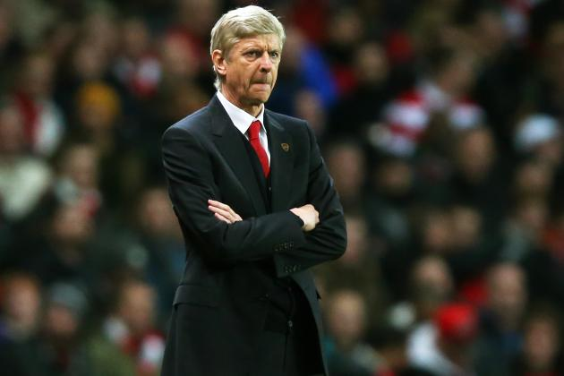Arsene Wenger Hits Back at Jose Mourinho as Arsenal and Chelsea Row Escalates