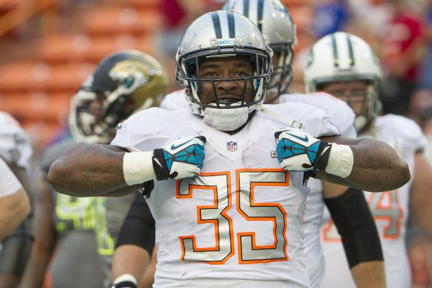 Tolbert spells difference in dramatic Pro Bowl