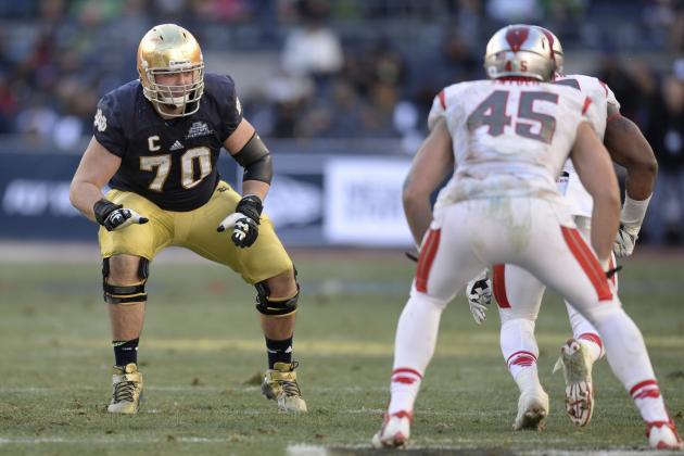 Mayock: Zack Martin an All-Pro Guard in Worst-Case Scenario