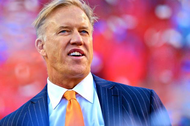 Broncos' John Elway on Verge of Unprecedented Feat in NFL History