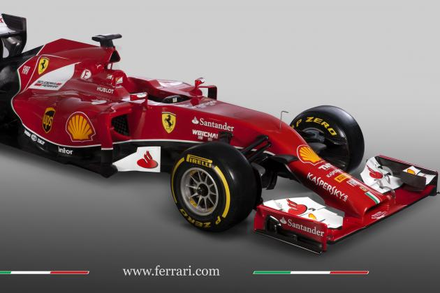 Why 2014's F1 Cars Are the Ugliest Yet