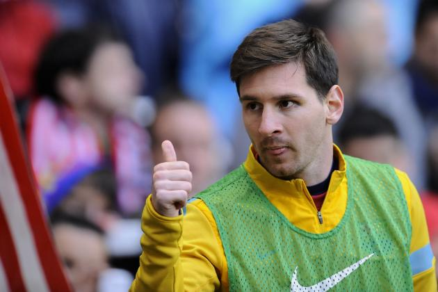 Lionel Messi 'Not for Sale' Declares Barcelona President Josep Maria Bartomeu