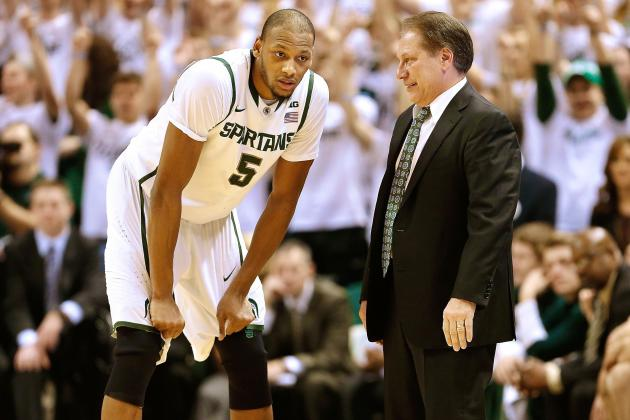 Adreian Payne Injury: Updates on Michigan State Forward's Foot and Return