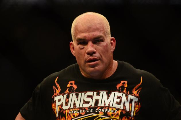 Tito Ortiz Officially Charged with Two Counts of DUI Following Porsche Crash