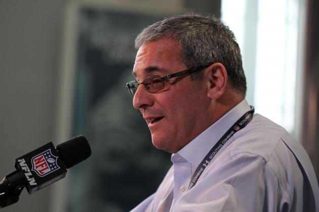 Carolina Panthers GM Dave Gettleman on His First Season with the Team