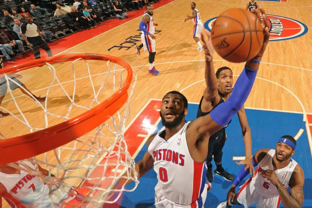 Drummond Upset with Quick Hook from Cheeks in Loss to Mavs