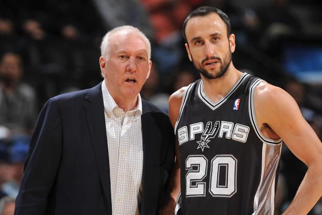 How Worried Should San Antonio Spurs Be About Their Elite Team Problem?
