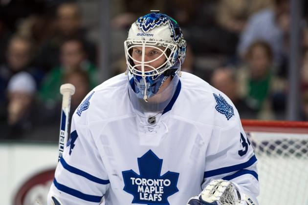 Leafs Jonathan Bernier Seeing Lifelong Dedication Pay off