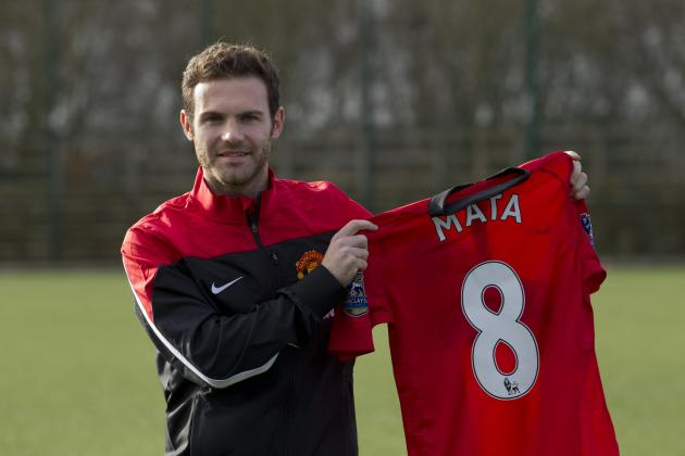How Mata Can Improve Manchester United Youngsters