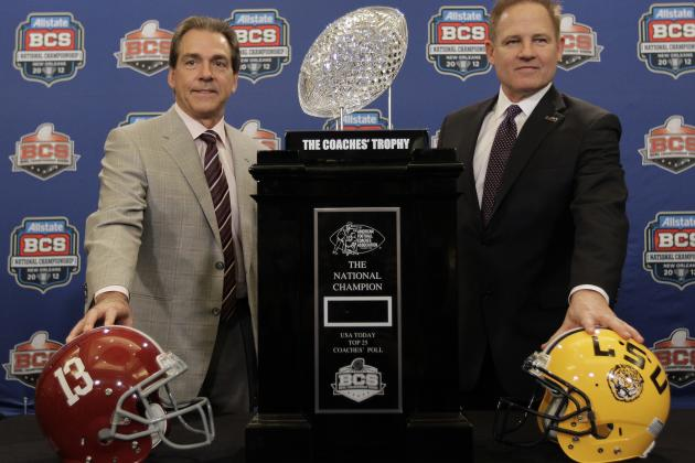 BCS Years in Review: 2011, LSU Robbed of National Title in All-SEC Absurdity